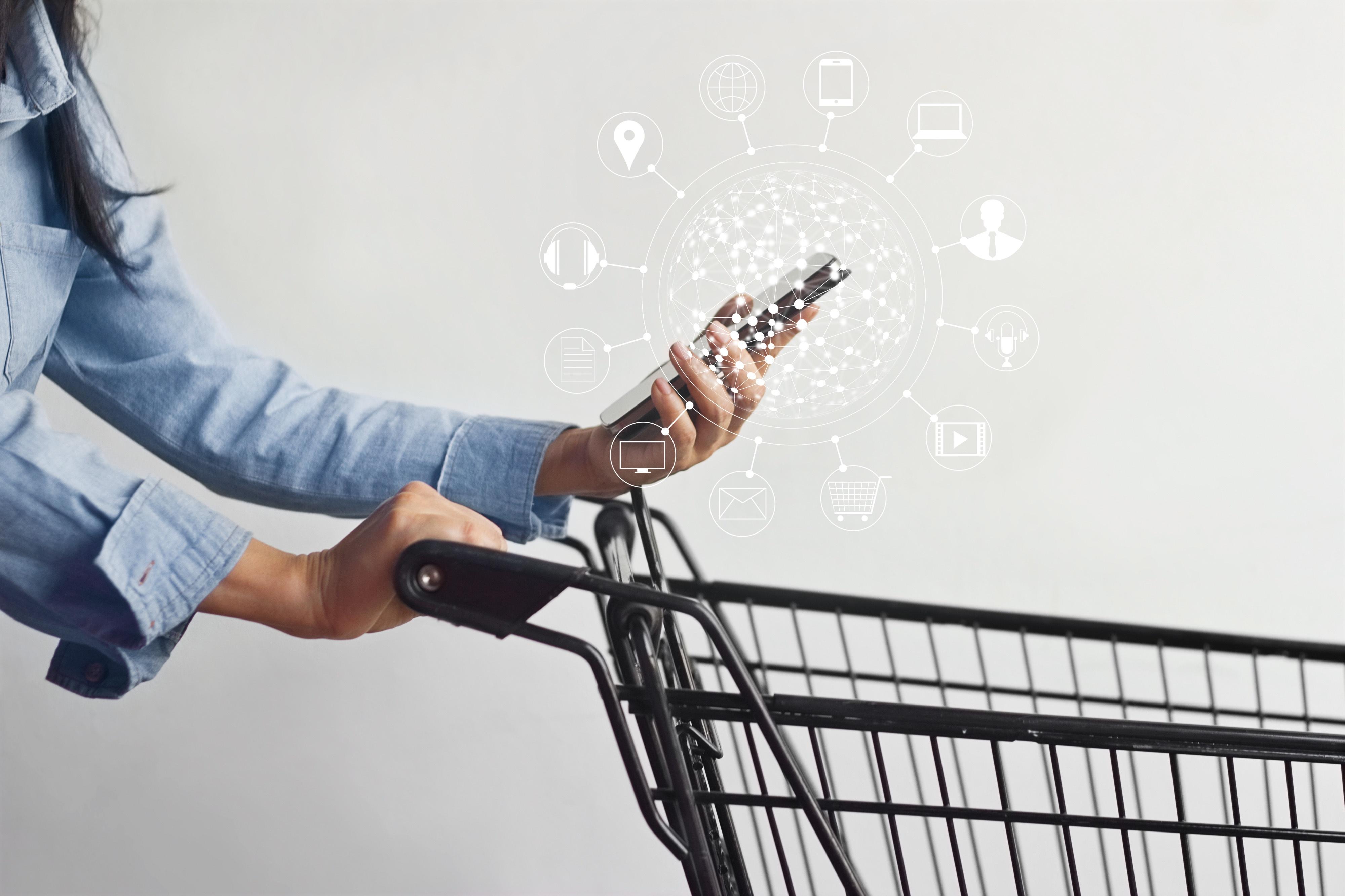 Varför fullföljer inte fler kunder sina köp vid e-handel?